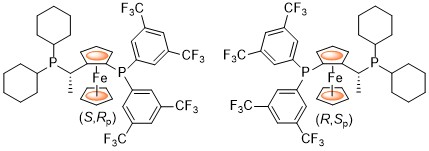 C40H40F12FeP2